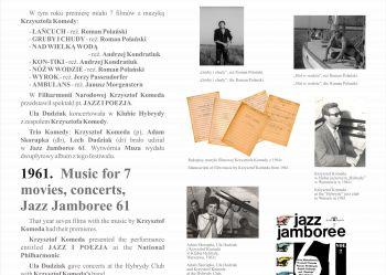 13. Wszelkie prawa zastrzeżone - 2020 Andrzej Rumianowski, Muzeum Jazzu w Warszawie