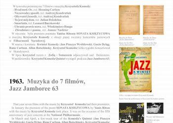 15. Wszelkie prawa zastrzeżone - 2020 Andrzej Rumianowski, Muzeum Jazzu w Warszawie