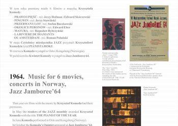 16. Wszelkie prawa zastrzeżone - 2020 Andrzej Rumianowski, Muzeum Jazzu w Warszawie